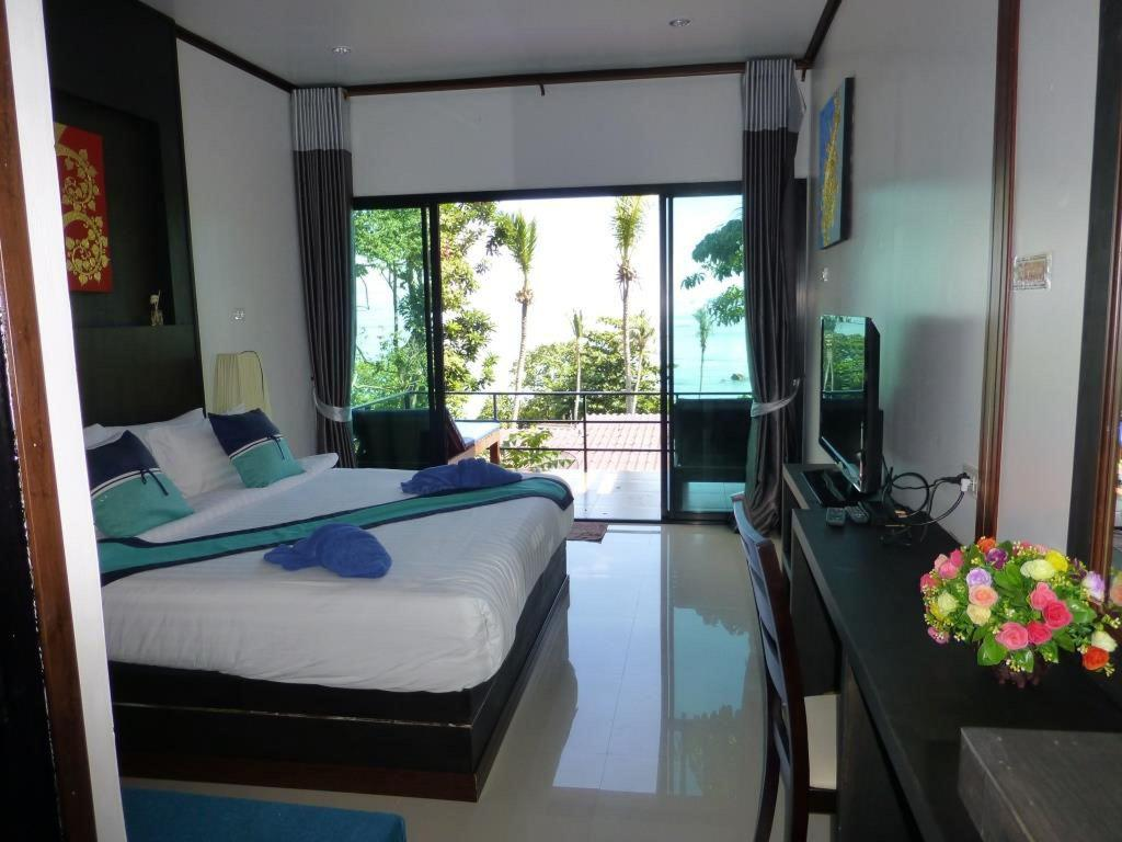 Sea View Room - Guestroom Kathalee Beach Resort and Spa