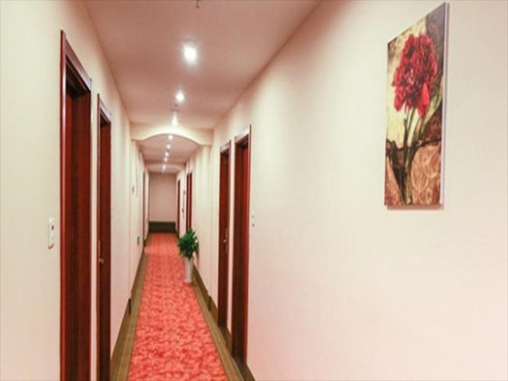 Tampilan interior GreenTree Inn JiangSu ChangZhou South ChangWu Road West JingDe Road QianHuang Express Hotel