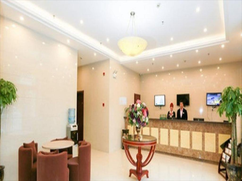 Lobi GreenTree Inn JiangSu ChangZhou South ChangWu Road West JingDe Road QianHuang Express Hotel
