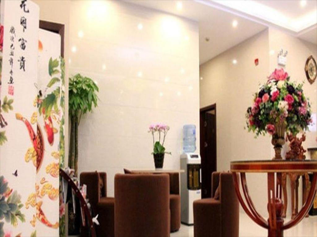 GreenTree Inn JiangSu ChangZhou South ChangWu Road West JingDe Road QianHuang Express Hotel