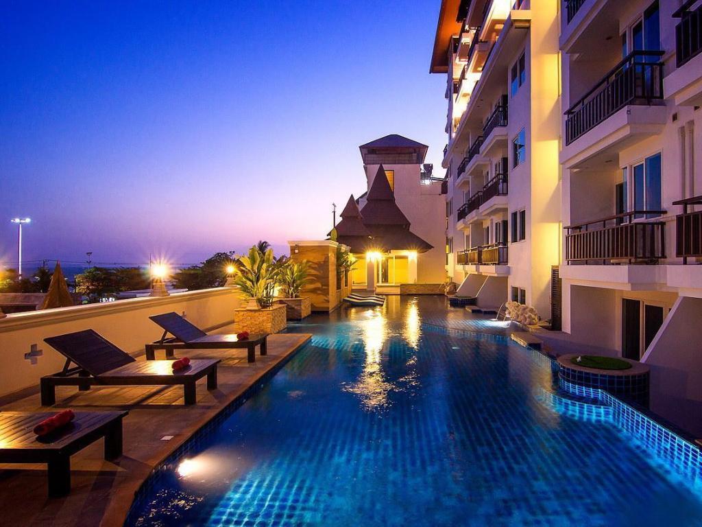 Best Price On Royal Heritage Pavilion Jomtien Hotel In