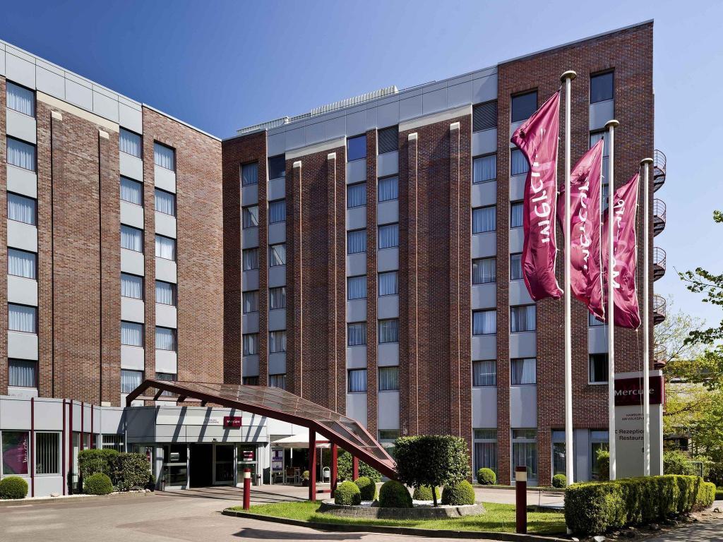 Mercure Hotel Hamburg Am Volkspark Deutschland Ab 60 Agoda Com