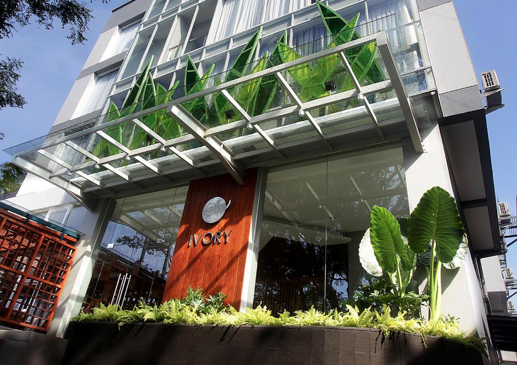 More about Ivory Hotel Bandung