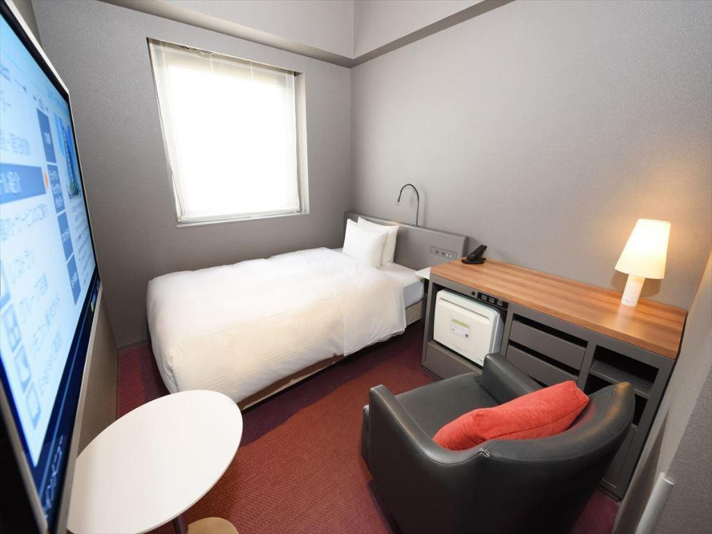 Single Smoking - Guestroom Hakata Green Hotel Building No.1