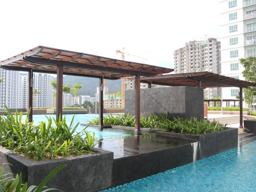 Swimming pool [outdoor] 228 Vacation Home - Bayan Lepas