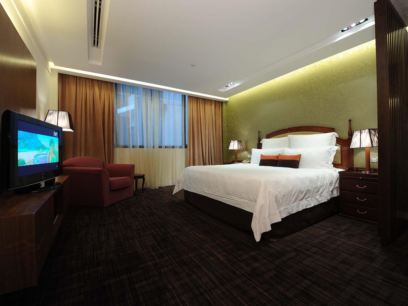 Das Concorde Hotel Kuala Lumpur In Kuala Lumpur Buchen