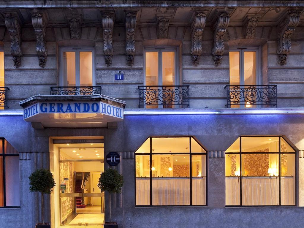 Hotel Gerando In Paris Room Deals Photos Reviews