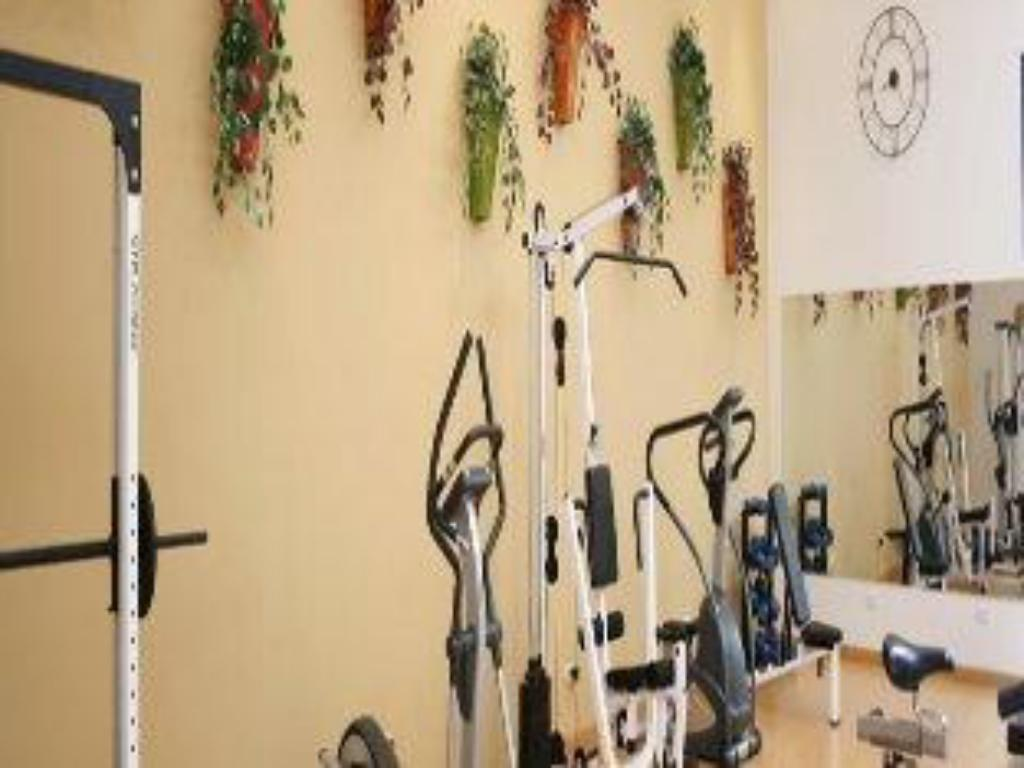 centre de fitness Hotel Estelar Windsor House – All Suites