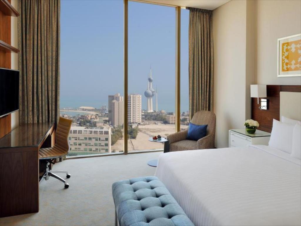 Studio Suite, Suite, 1 King or 2 Twin/Single Bed(s) - Viesistaba Residence Inn Kuwait City