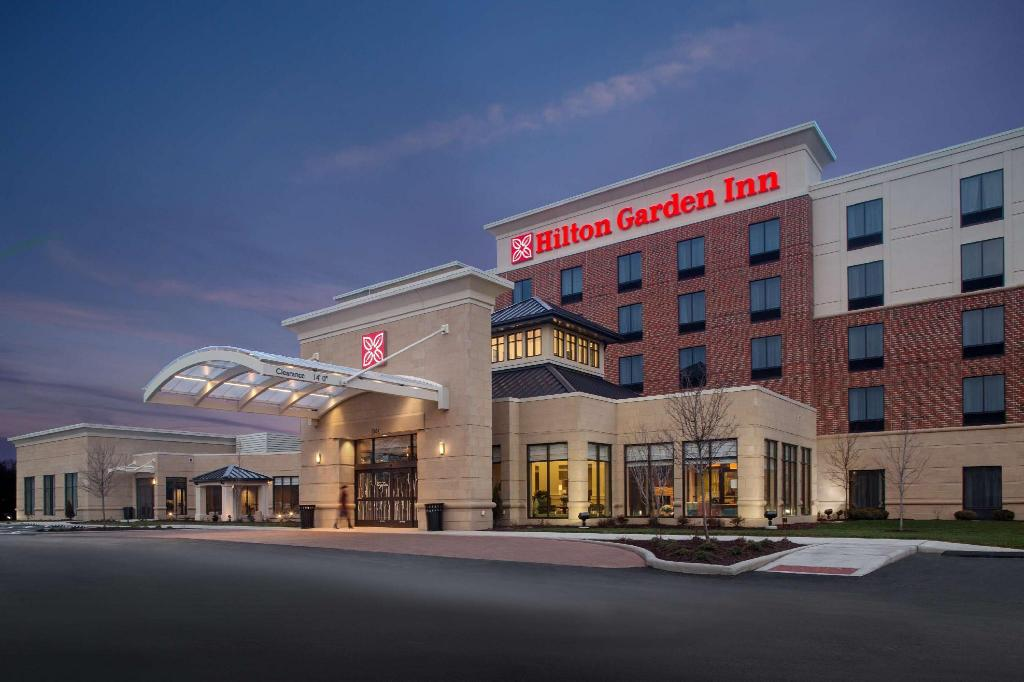 Hilton Garden Inn Akron Hotel Akron Oh Deals Photos Reviews