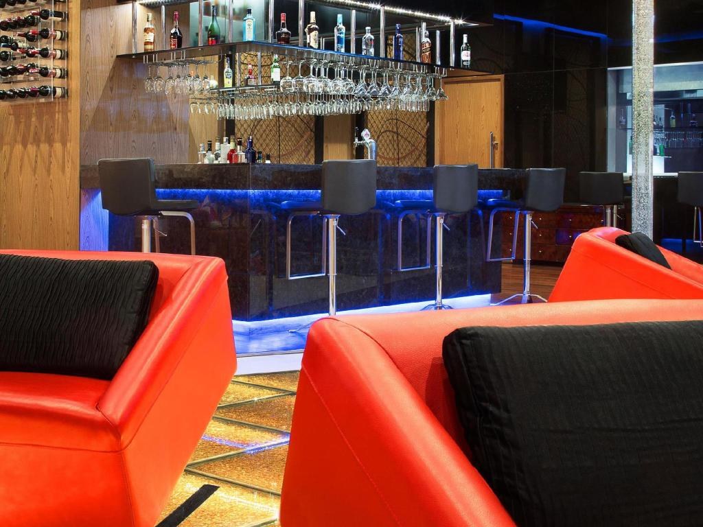 Bar/Lounge Le Meridien Bangalore