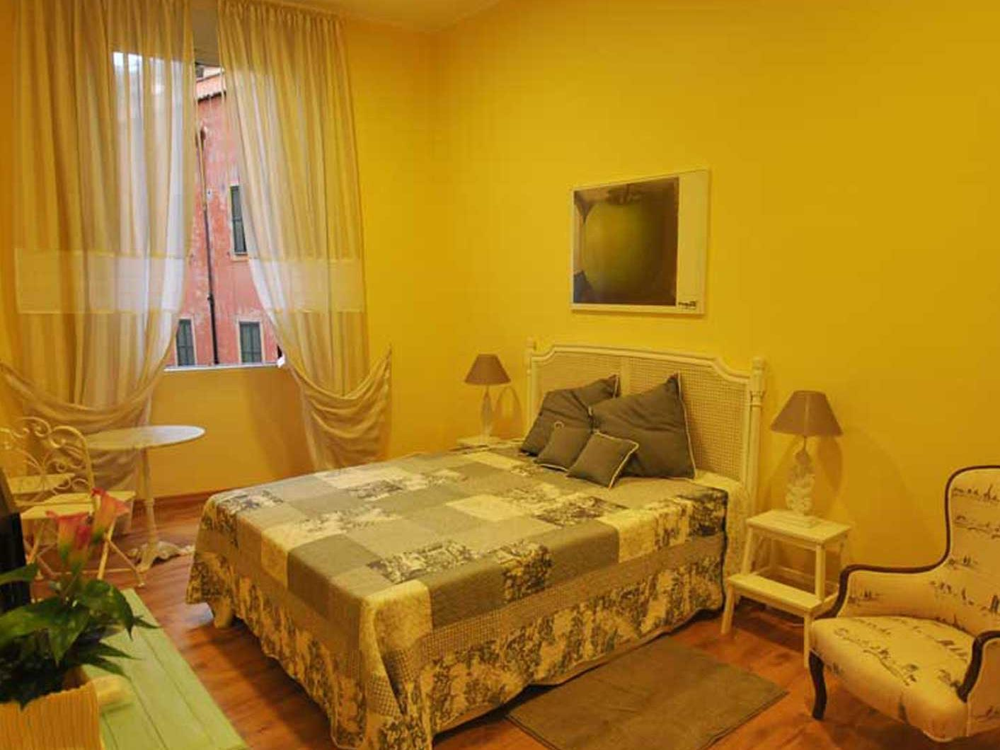 Cameră dublă cu baie privată externă (Double Room With Private External Bathroom)