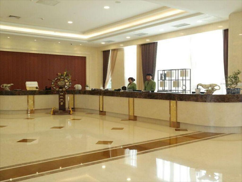 Qingdao Bauhinia Garden Hotel in China - Room Deals, Photos & Reviews