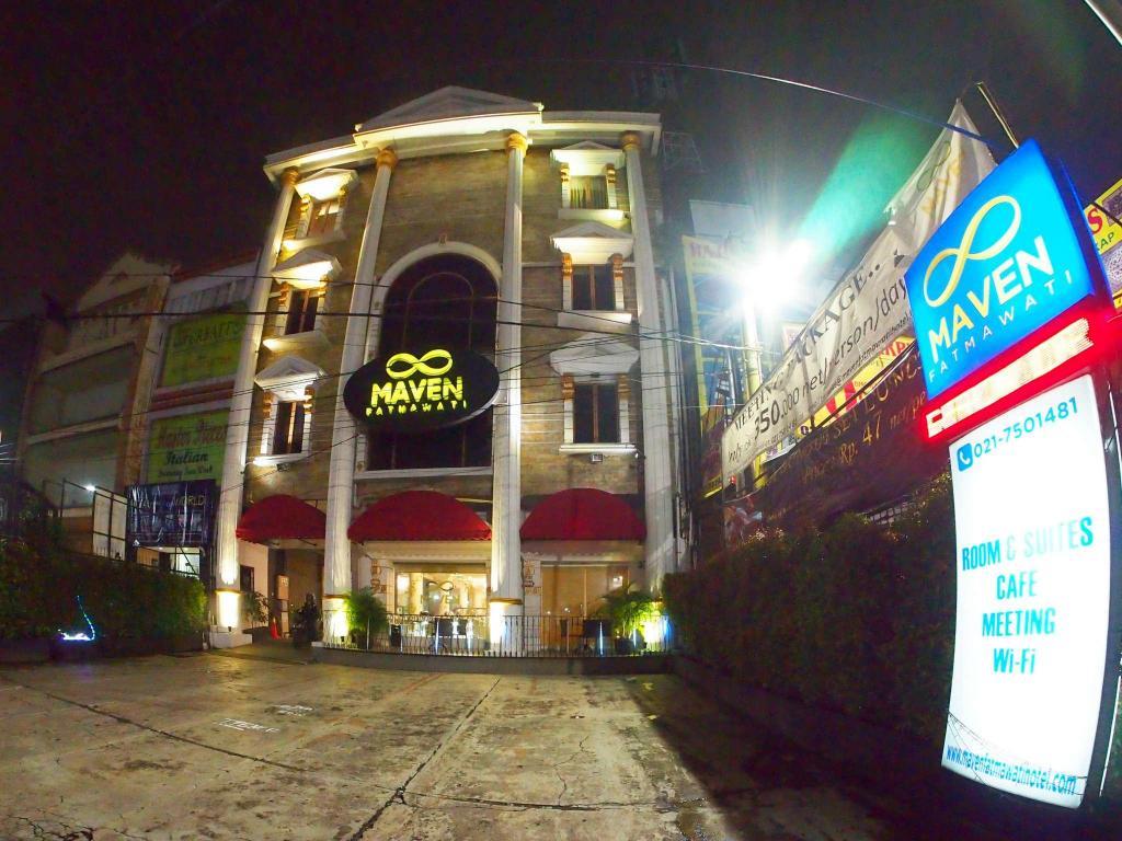 More About Hotel Maven Fatmawati