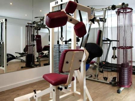 Fitness center TWO Hotel Berlin by Axel - Adults Only