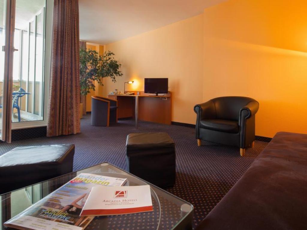 Arcadia Hotel Heidelberg In Schwetzingen Starting At 28 Destinia
