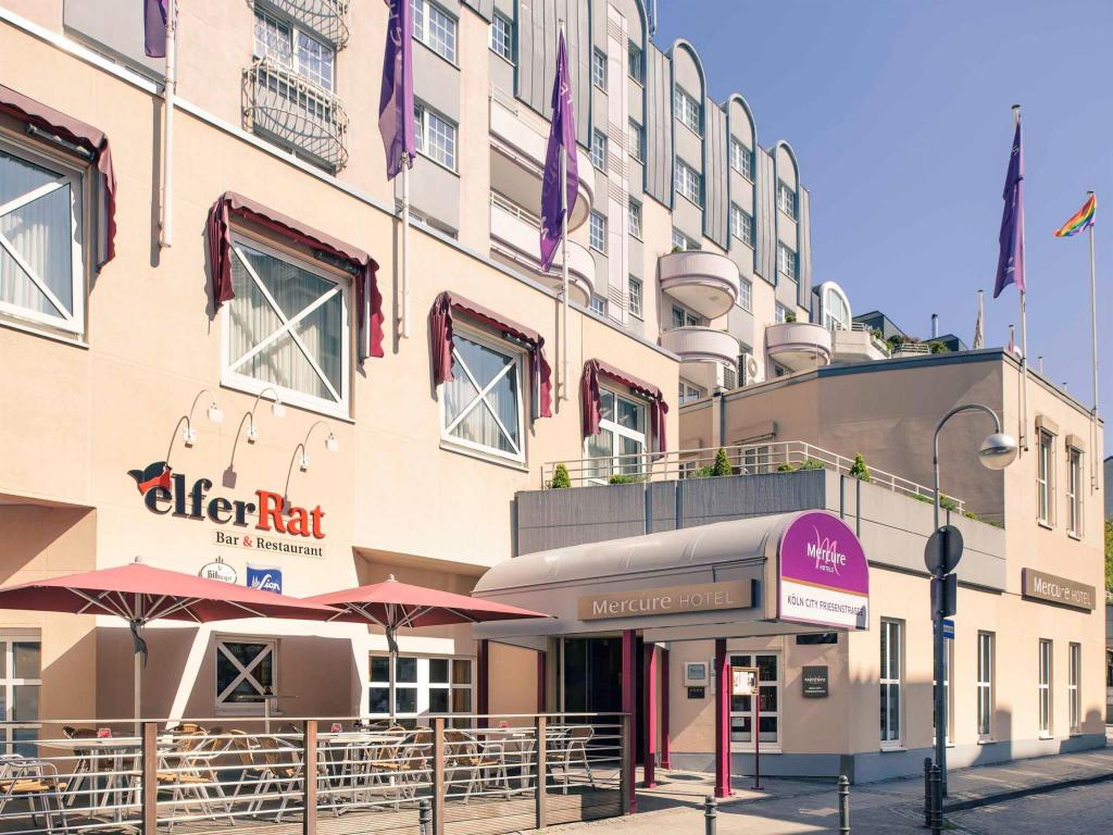 Mercure Hotel Koeln City Friesentrasse In Cologne