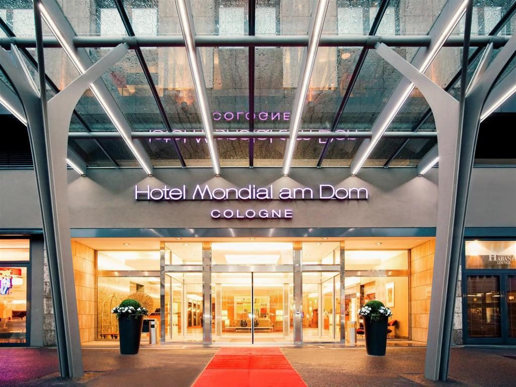 More About Hotel Mondial Am Dom Cologne â Mgallery By Sofitel