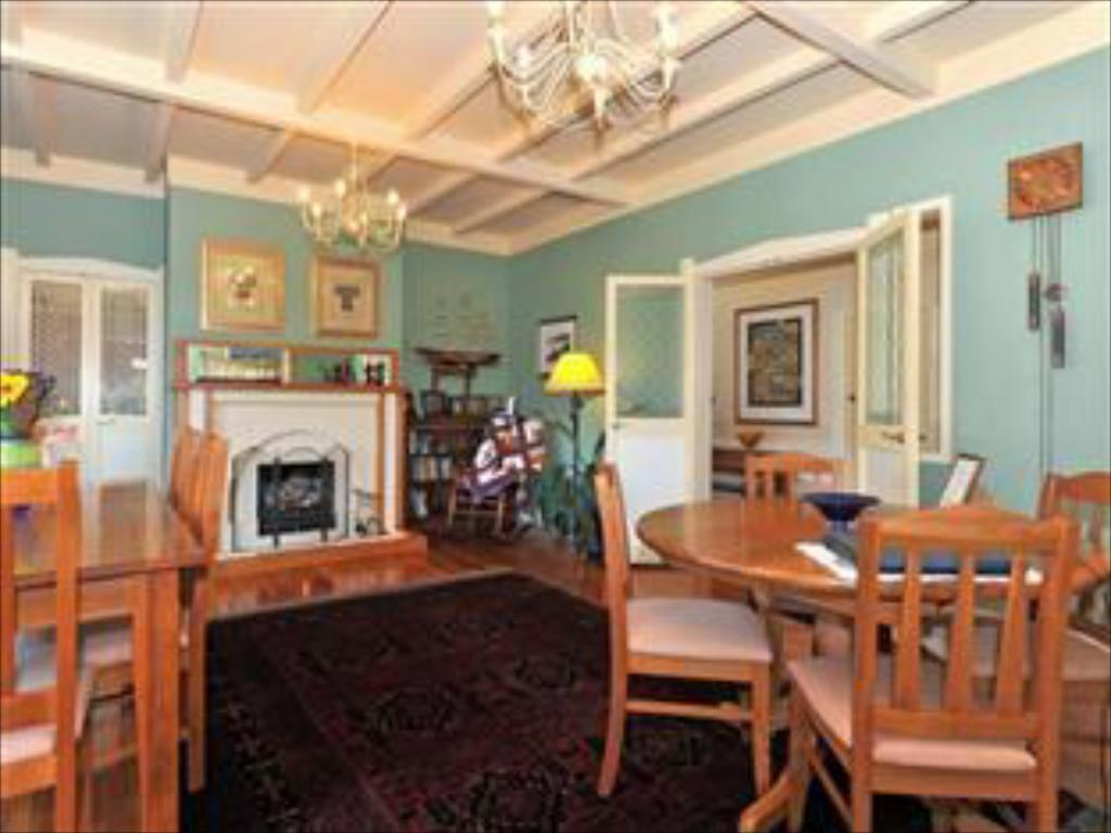Interior view Shelbourne Villa
