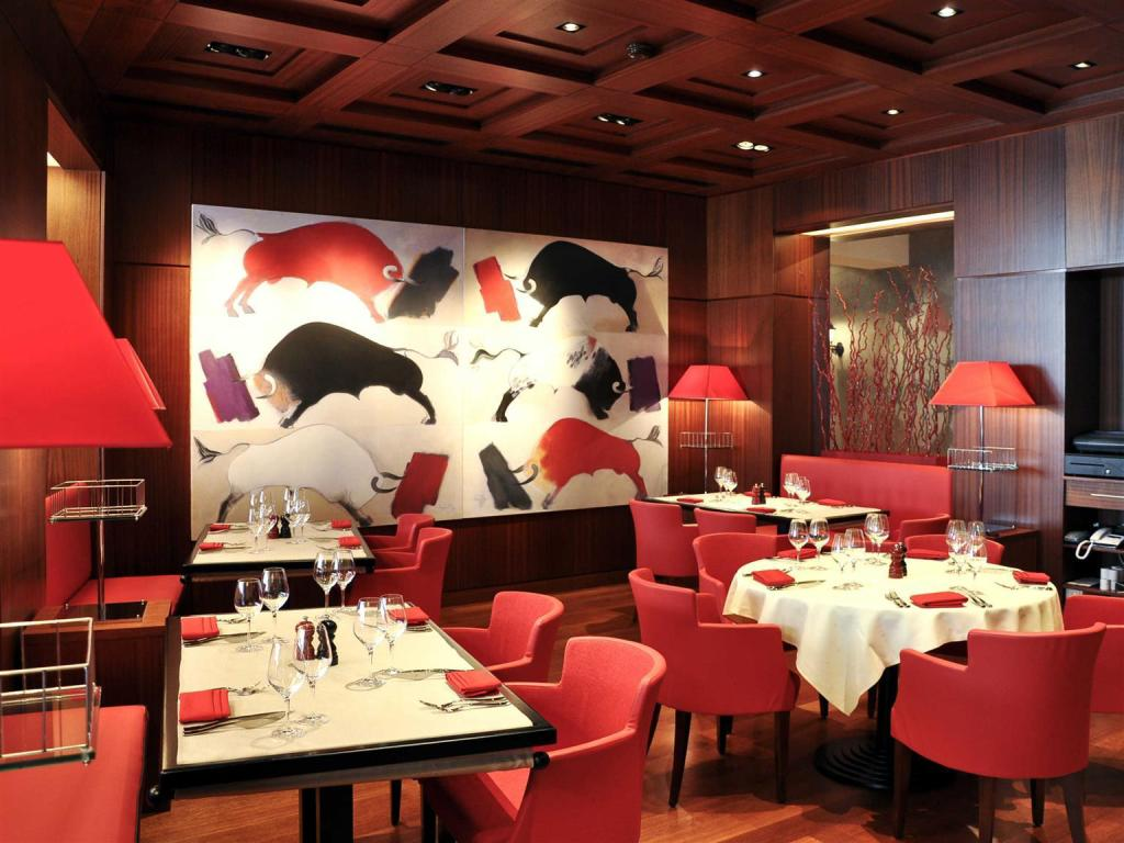 鉑爾曼布加勒斯特世貿中心飯店 (Hotel Pullman Bucharest World Trade Center)