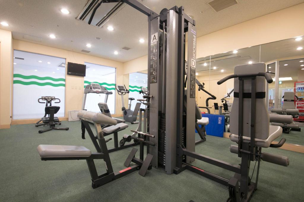 Fitness center Laguna Garden Hotel