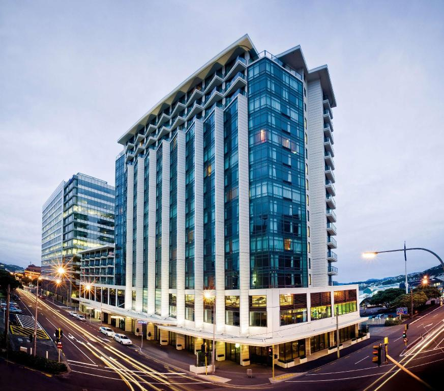 More about Rydges Wellington Hotel