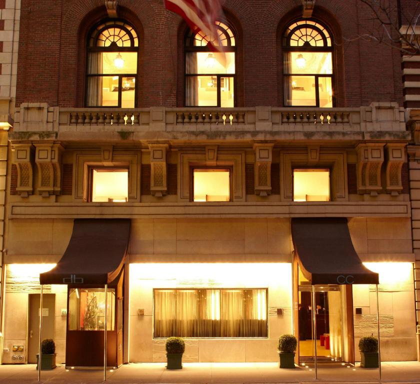 More about City Club Hotel