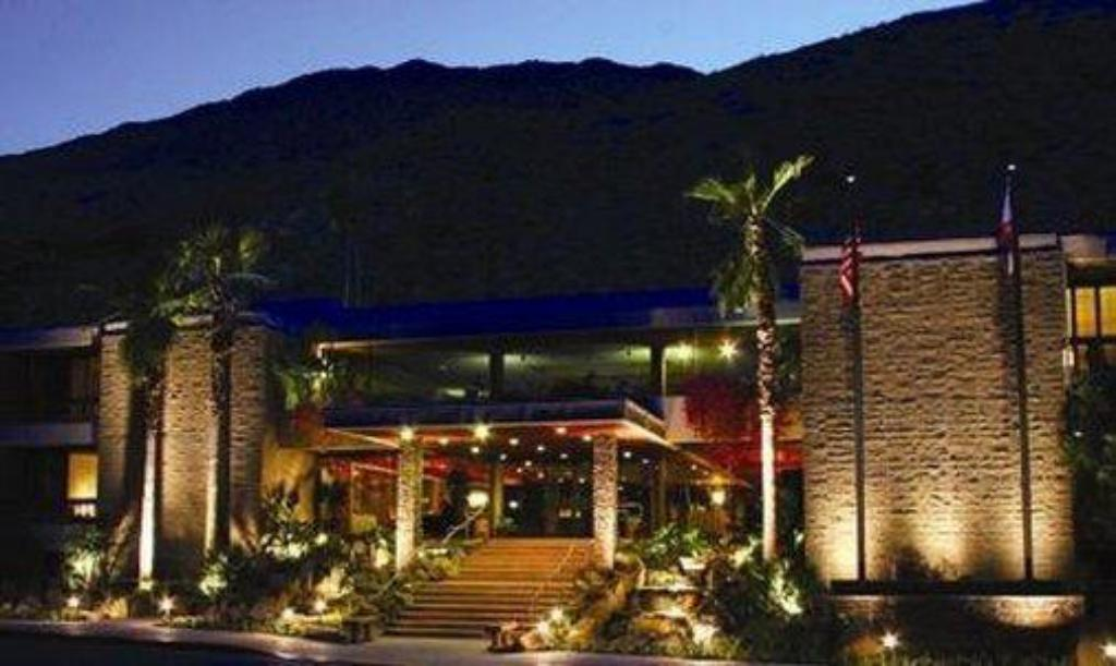 Palm Springs Tennis Club Hotel