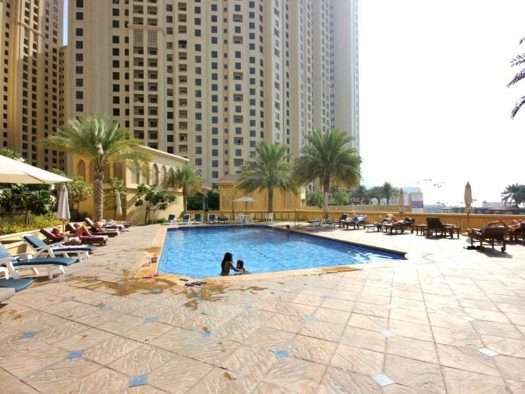 Basen Zenith Holiday Homes - Sadaf JBR Apartments