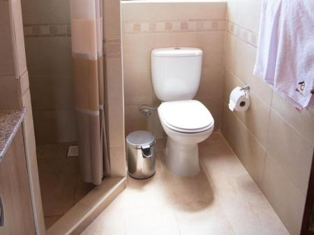Bathroom Diani Place Fully Furnished Apartments