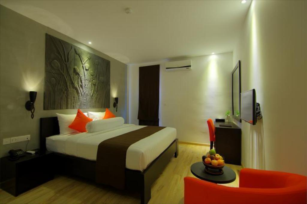 Guestroom The Palm Boutique Hotel & Residence
