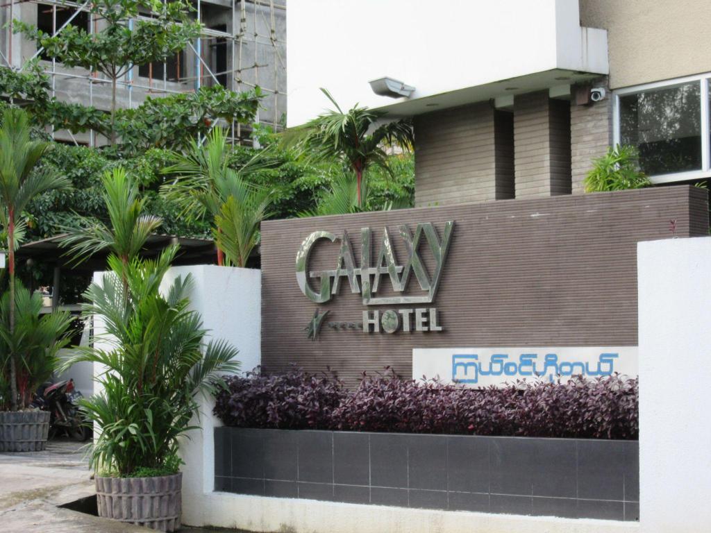 Galaxy Hotel in Yangon - Room Deals, Photos & Reviews