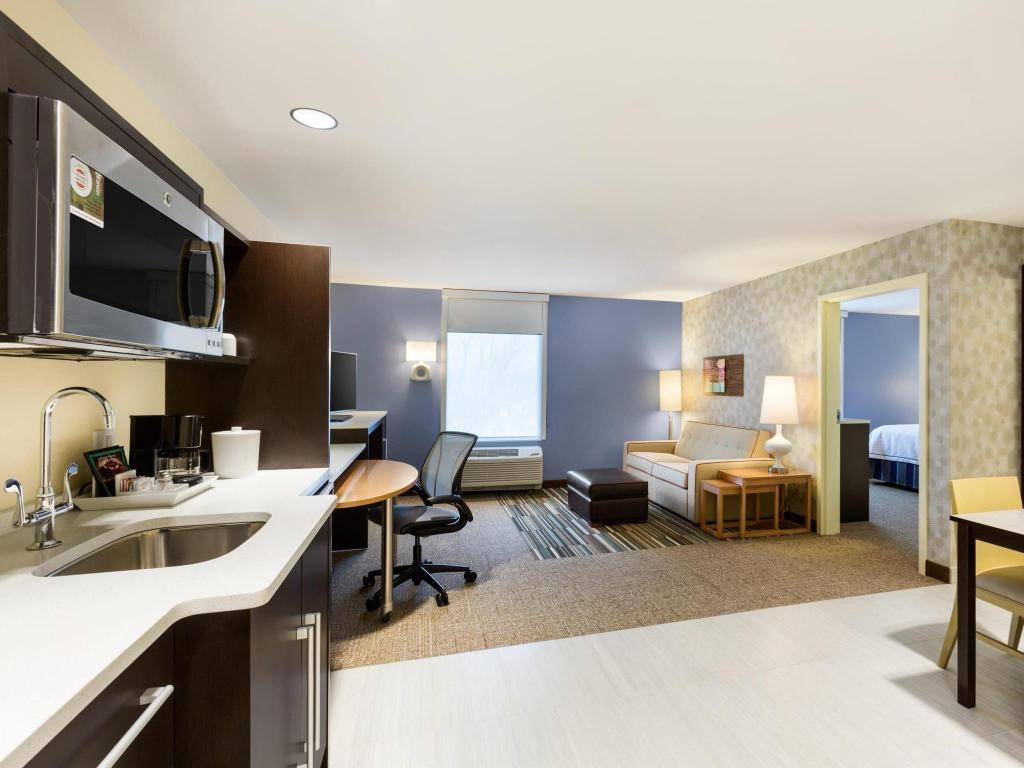 Интерьер Home2 Suites By Hilton Sioux Falls Sanford Medical Center SD