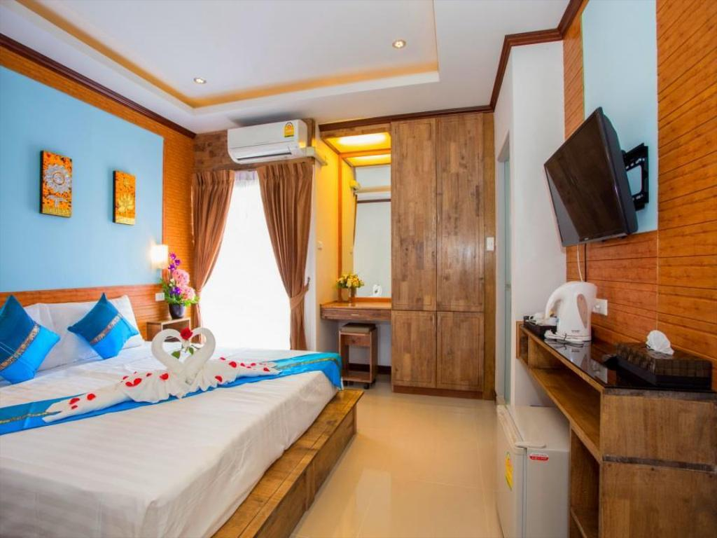 Deluxe Double - Bed Phunara Residence