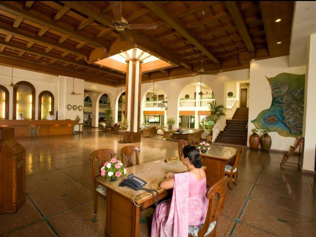 Lobby Majorda Beach Resort