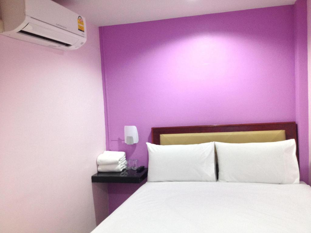 Economy Single no window Krabi Orchid Hometel