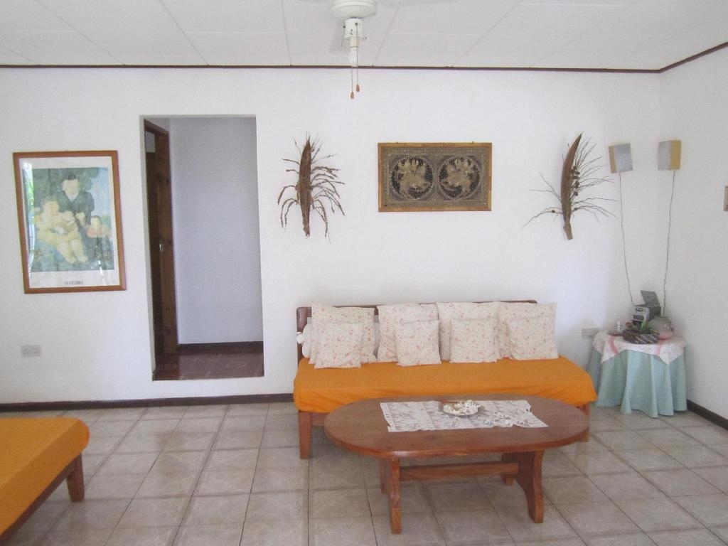 Vila typu Small - Salonek Baie St. Anne Guest House