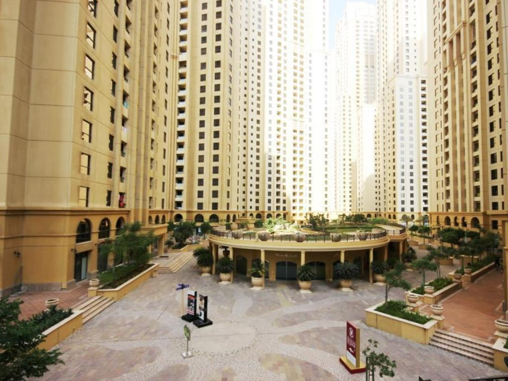 Exterior view Zenith Holiday Homes - Shams JBR Apartments