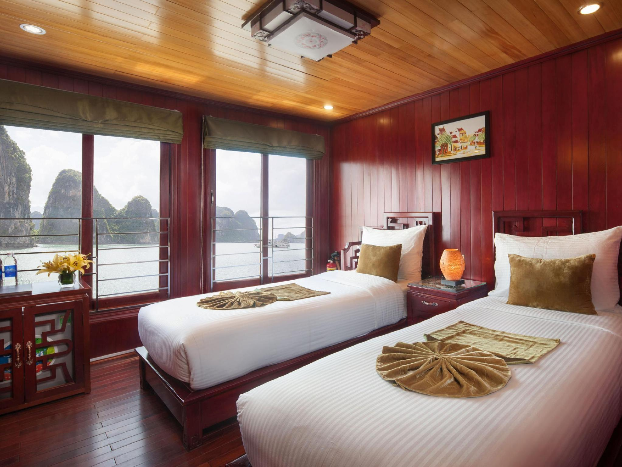 Ocean View Double or Twin Room - 3 Days 2 Nights On Boat