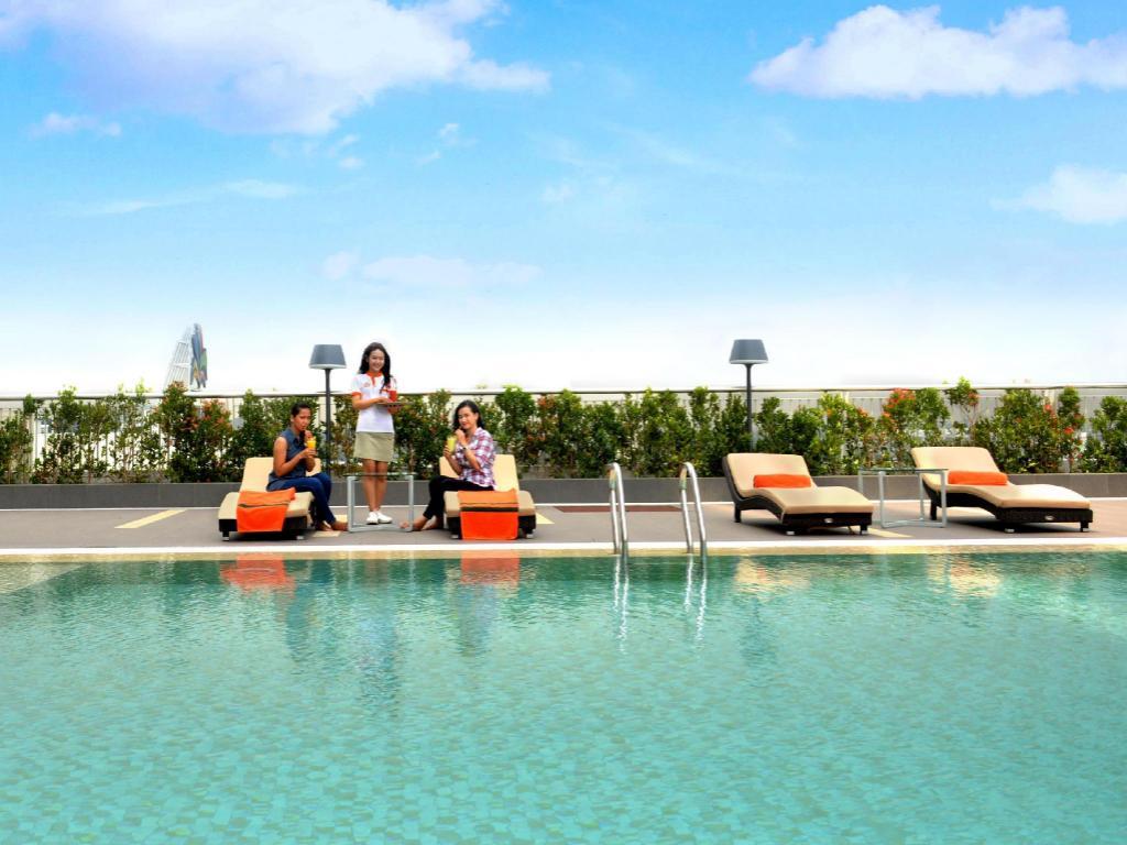 Harris Hotel Conventions Bekasi Bekasi Promo Harga Terbaik