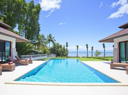 Swimming pool Koh Chang Wave Villa A