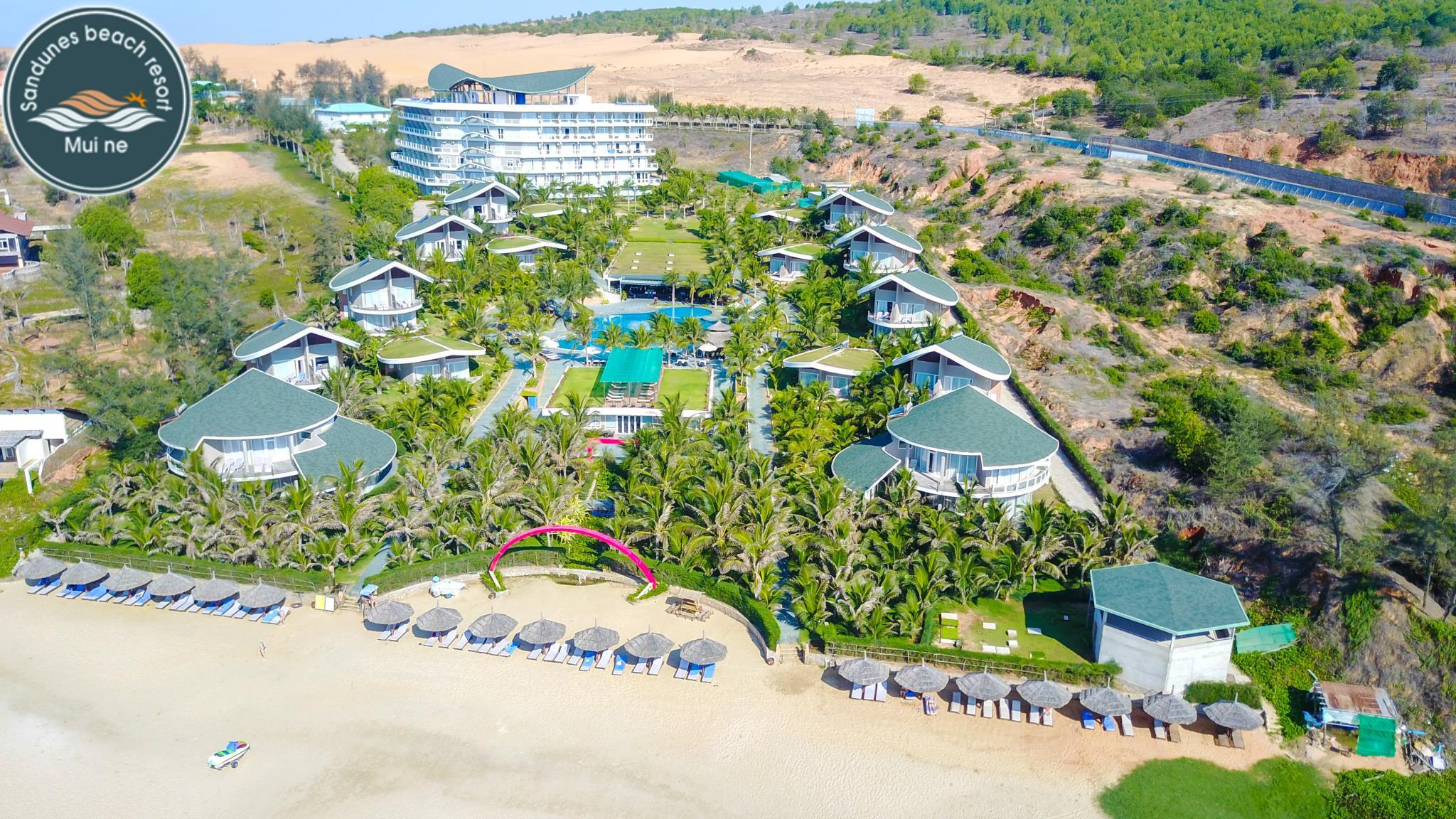 Hotel Sandunes Beach Resort 4 (Vietnam, Phan Thiet): review, rooms and reviews of tourists 97