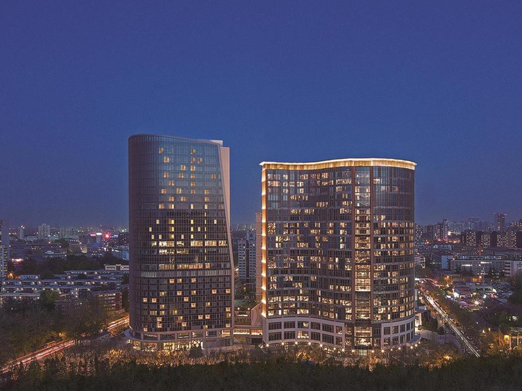 More about NUO Hotel Beijing
