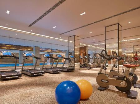 Fitness center NUO Hotel Beijing