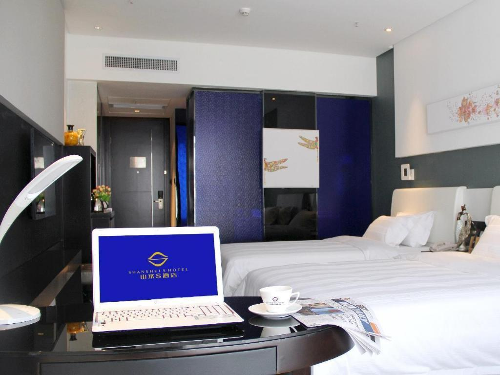 Business King Room Huizhou Shanshui S Hotel