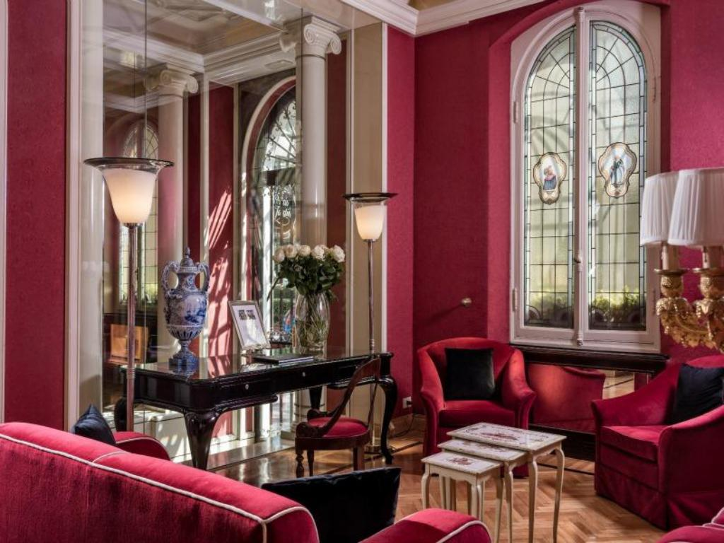 Hotel Regency Small Luxury Hotels Of The World In Florence Room Deals Photos Reviews