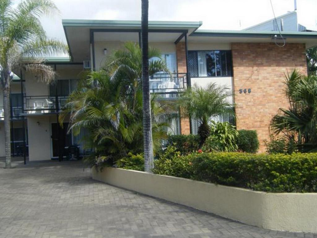 Palm Court Holiday Apartamentos Hervey Bay  (Palm Court Holiday Apartments Hervey Bay )