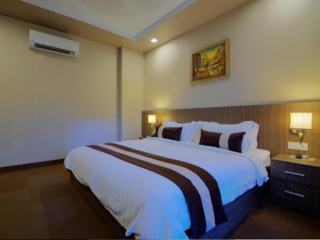 Deluxe Dobbelt - Seng Anik Boutique Hotel and Spa - Norodom Blvd