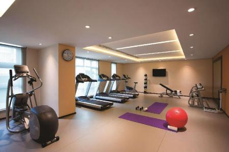 Fitness center Hilton Garden Inn Lijiang