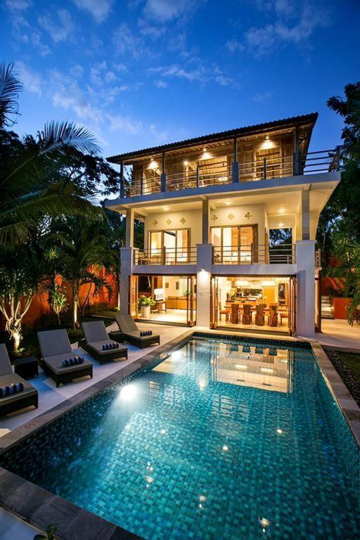Casa Mimba 3 Bedrooms Luxury Pool Villa Bali - Booking